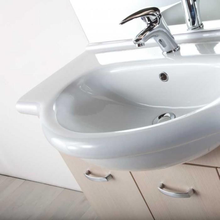 Mobili bagno della Linea Perla di Kiamami Valentina