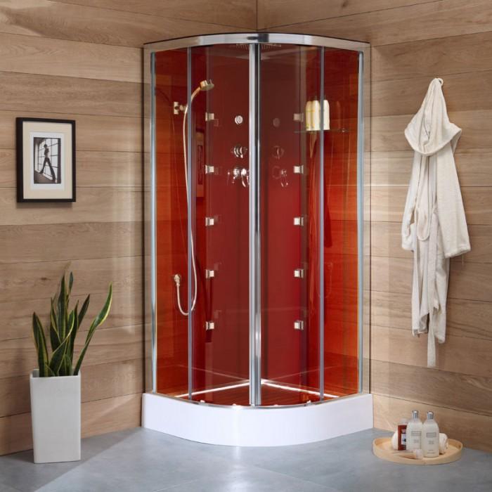 Cabina idromassaggio archives kv blog - Cabine sauna per casa ...