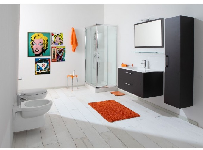 Accessori bagno hotel acciaio idee per il design della casa for Accessori per bagno design