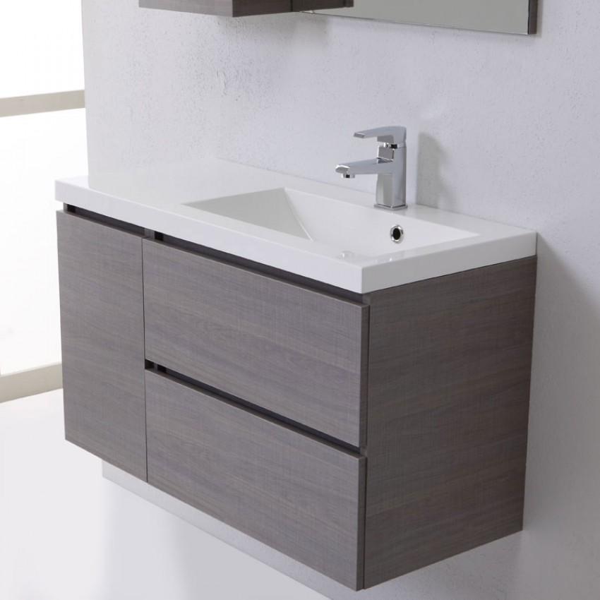 ... di arredamento: ecco che cosa è la Serie Manhattan di mobili bagno