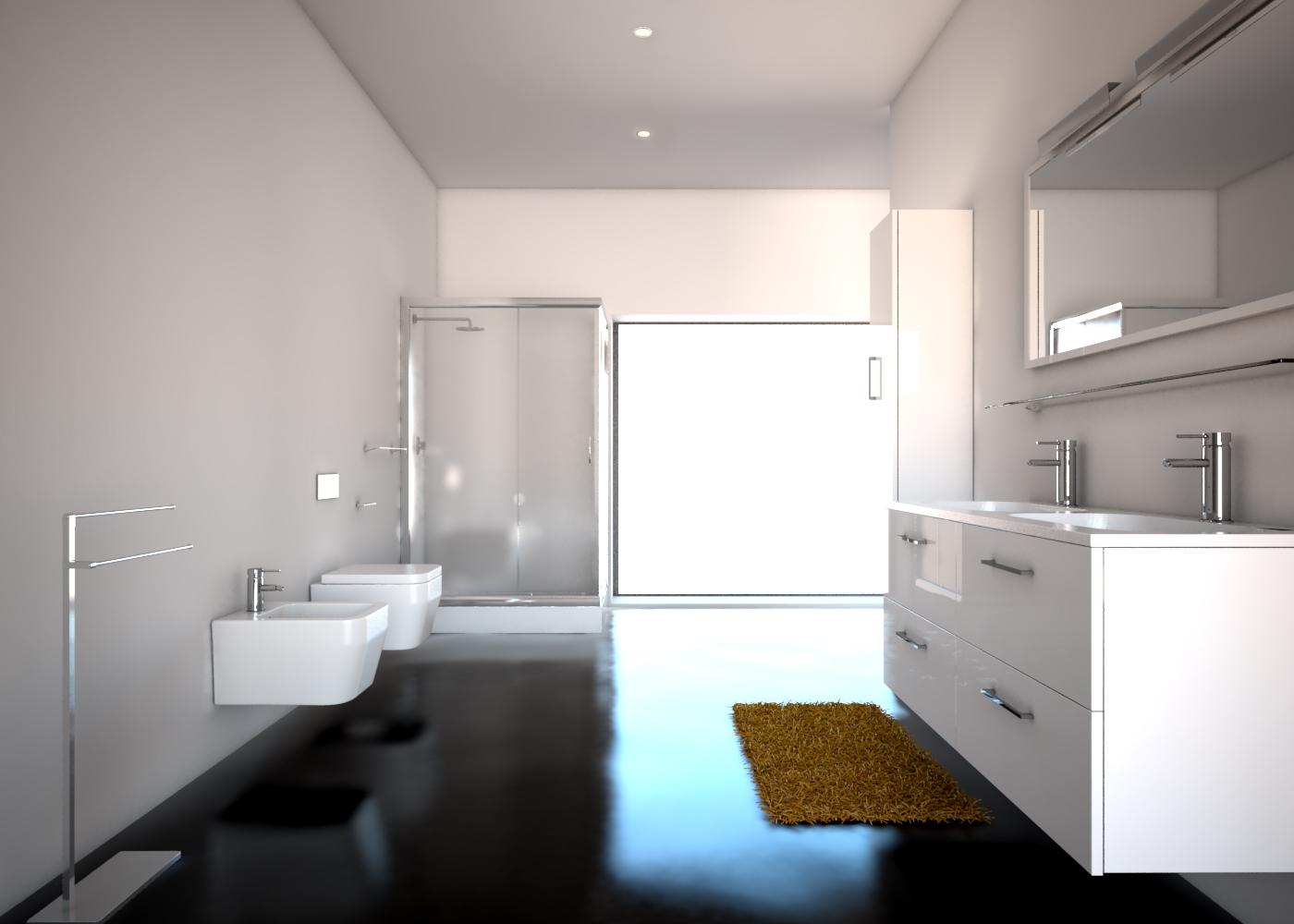Nuovi progetti di bagno completo kv blog - Progetti per bagno ...