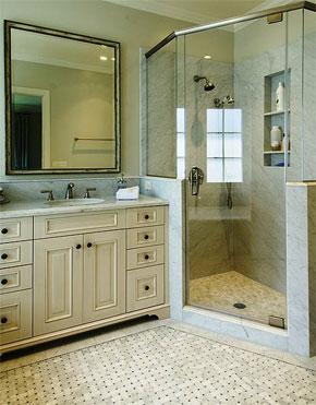 Accessori bagno in stile country dettagli semplici ed - Idea accessori bagno ...