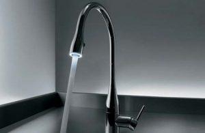 la rubinetteria per il bagno