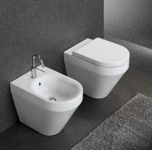 i sanitari per il bagno