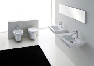 Design per bagni piccoli i sanitari salvaspazio grazia