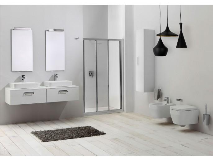 Bagno design moderno bianco