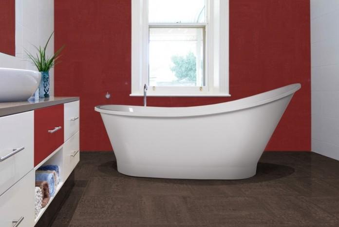 Vasca Da Bagno Metallo : Le vasche da bagno luogo di pace dove riposare kv