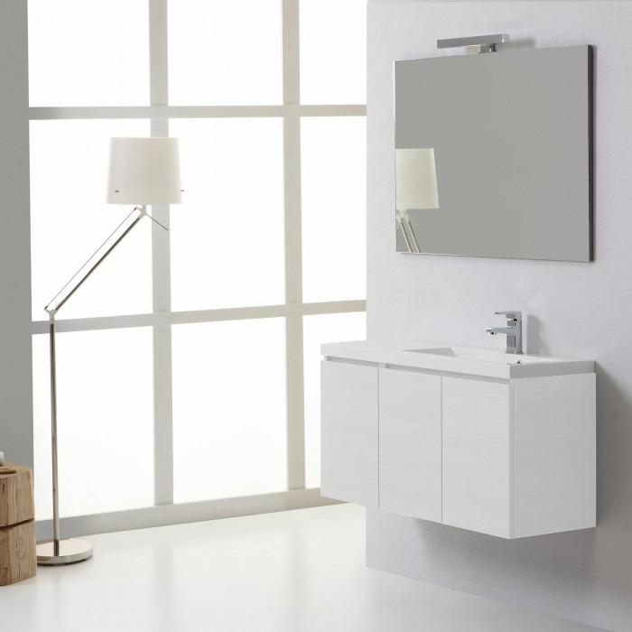 Come arredare il bagno idee per un design moderno e for Mobile bagno minimal