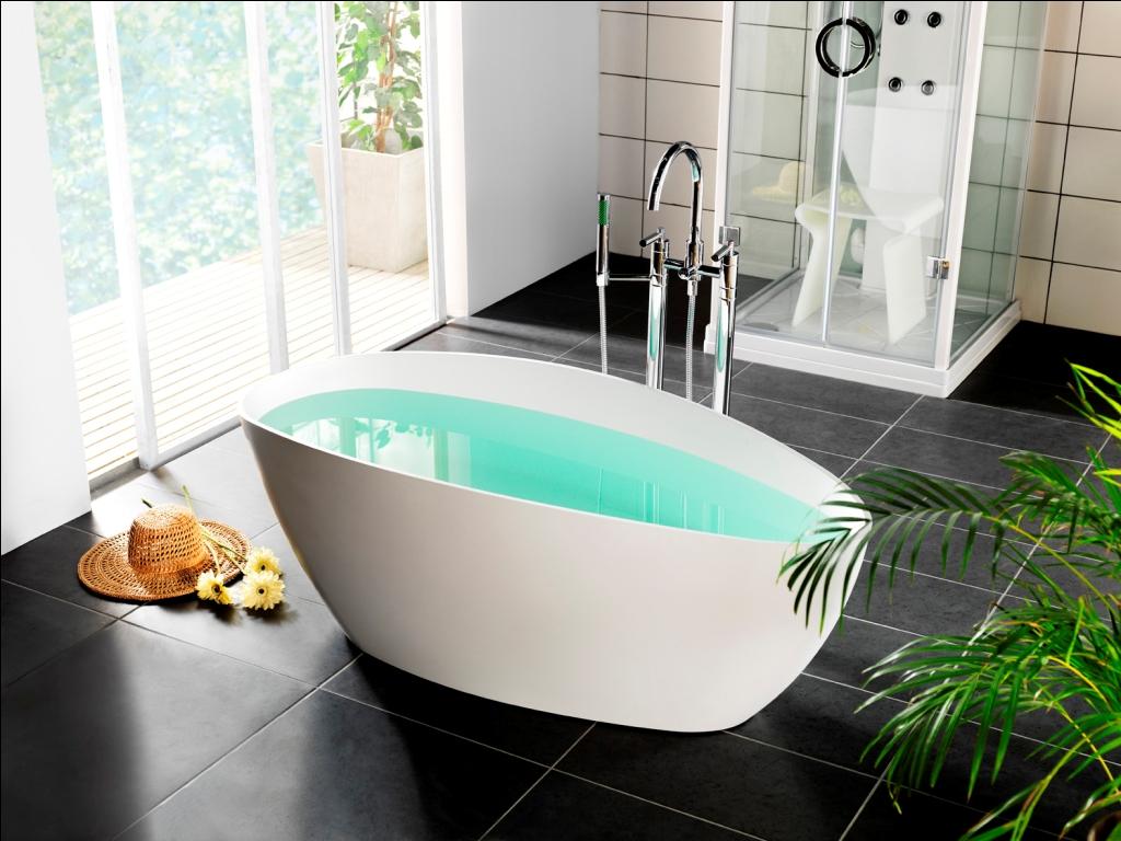 La voglio tonda o quadrata la mia nuova vasca da bagno kv