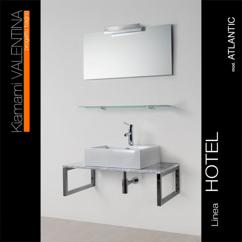 Per un bagno elegante, contemporaneo, minimalista, la serie Atlantic ...