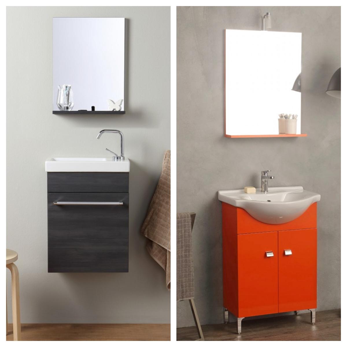 Consigli utili per arredare il tuo bagno spendendo poco kv blog - Mobiletto bagno ...