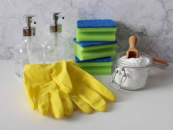 pulizia sanitari