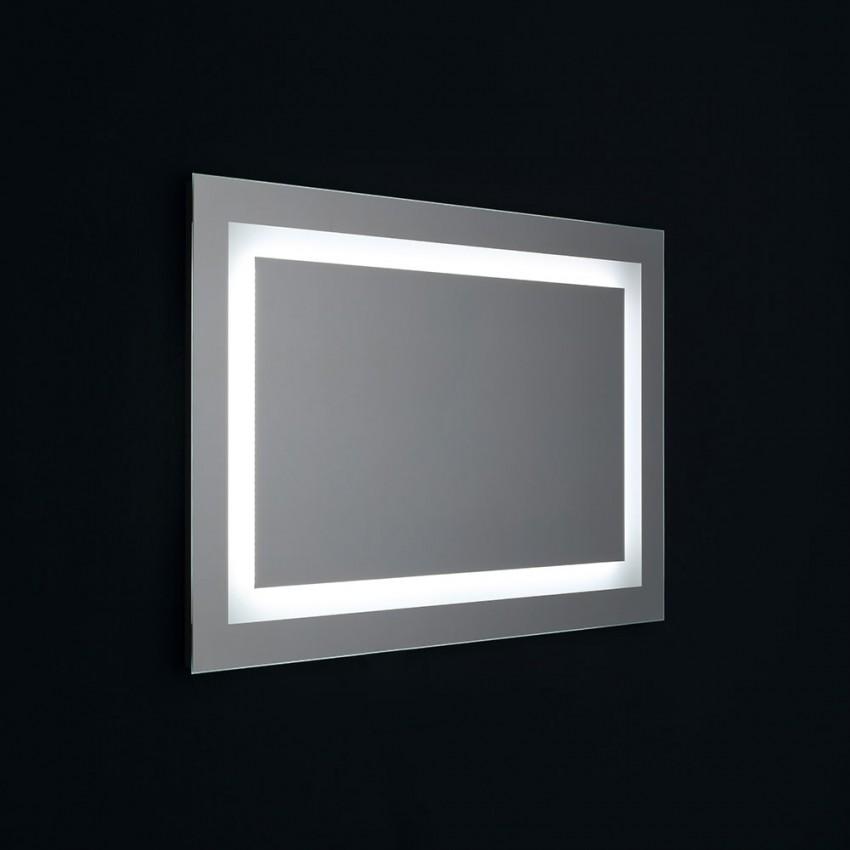 A quale altezza posizionare uno specchio bagno i - Specchio con luce per bagno ...