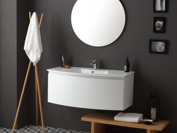 mobile bagno sospeso 100 cm