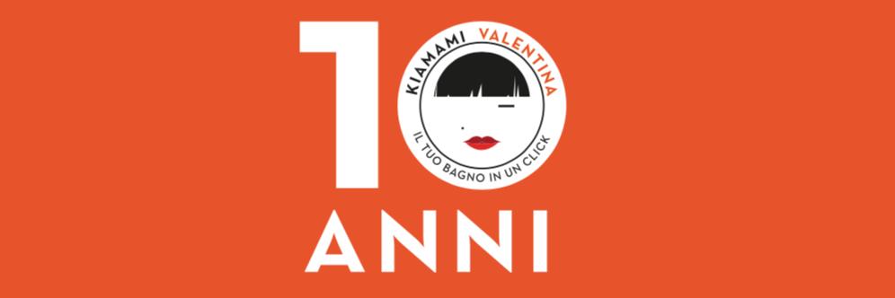 Logo KV Store - 10 anni