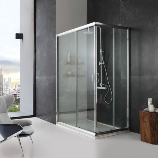Box doccia per bagno economico Giada
