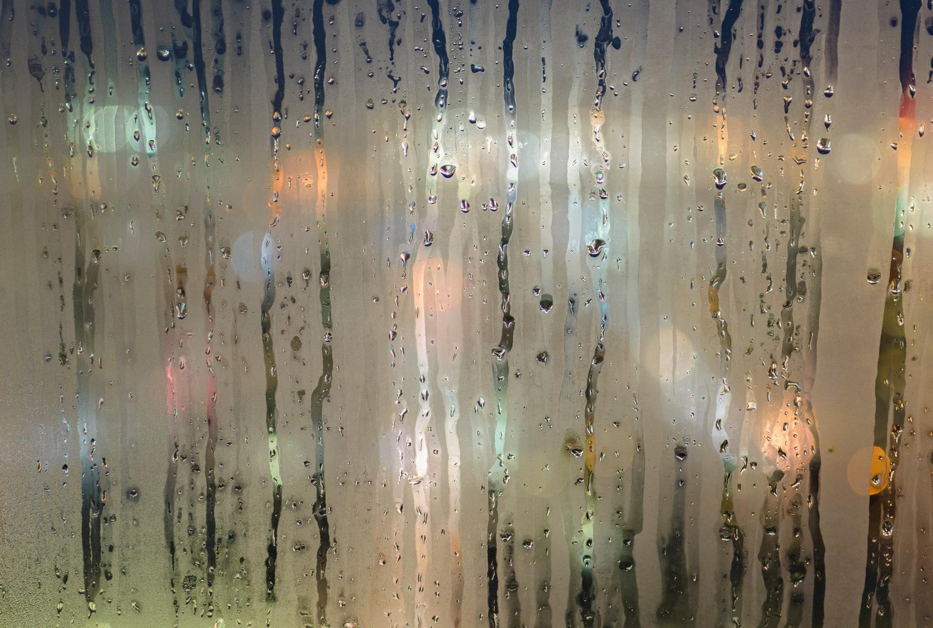 Umidità all'interno del bagno