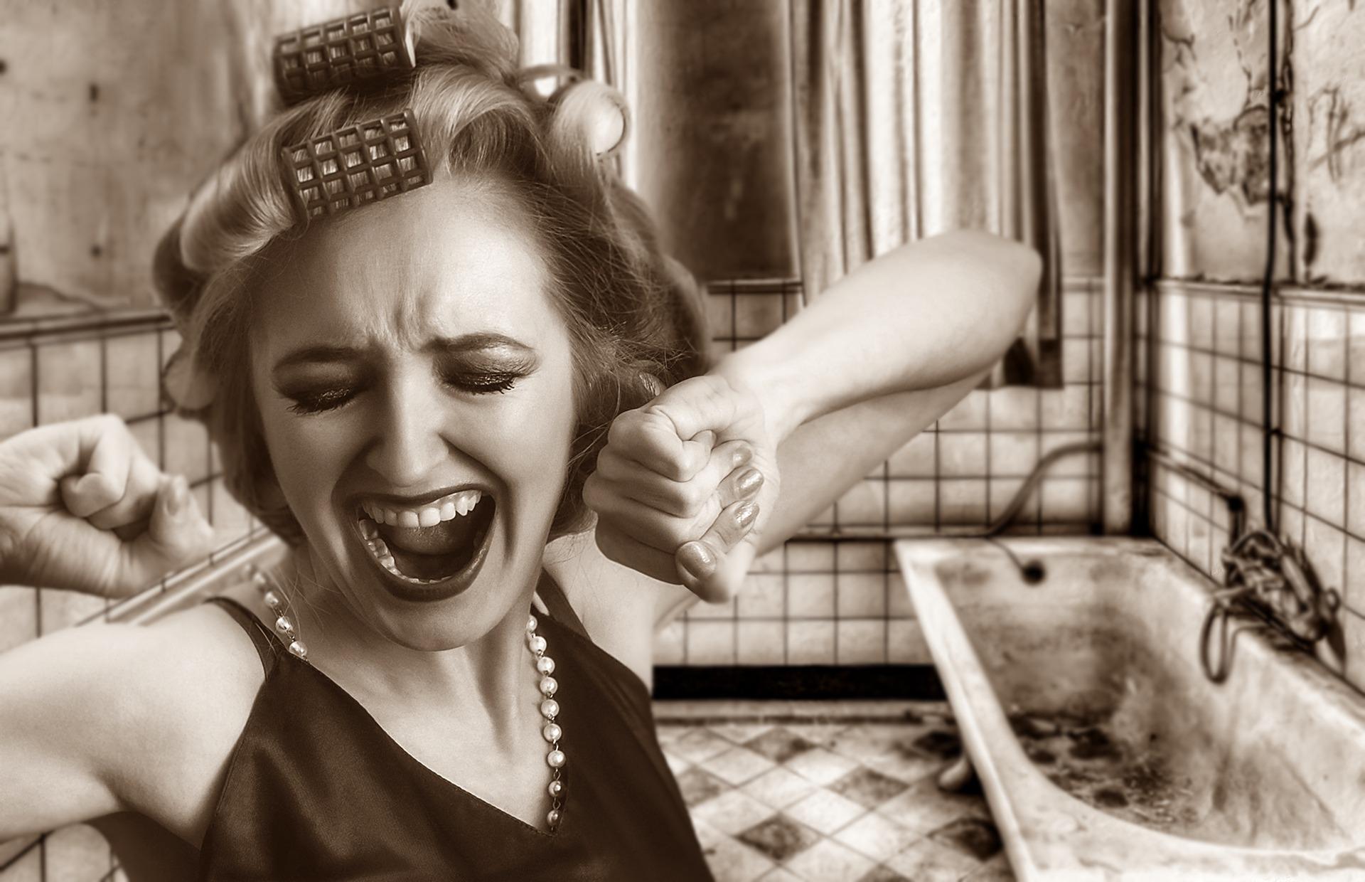 La muffa nel bagno: problema Nr. 1