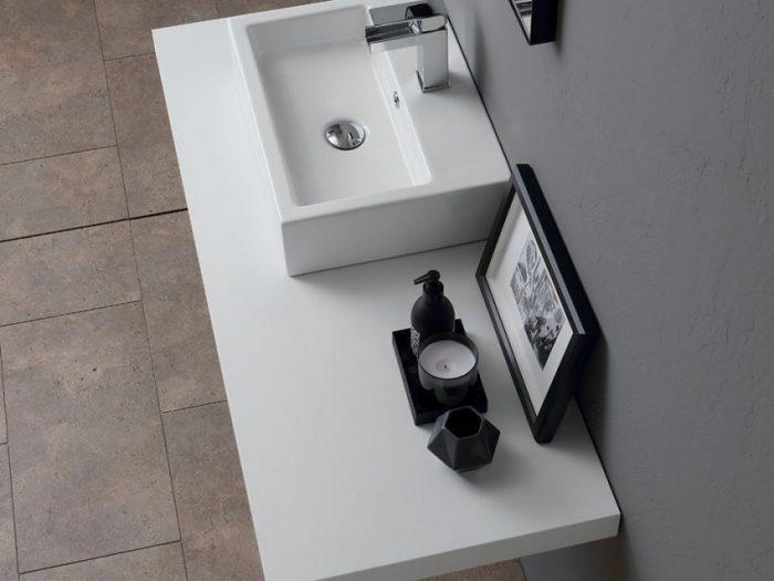 lavabo d'appoggio