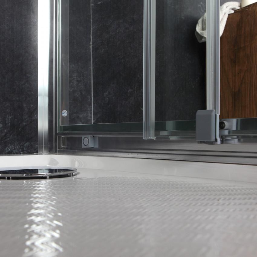 siliconare box doccia per evitare fuoriuscite di acqua