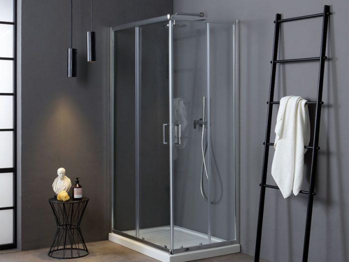box doccia vetro temperato 4 mm