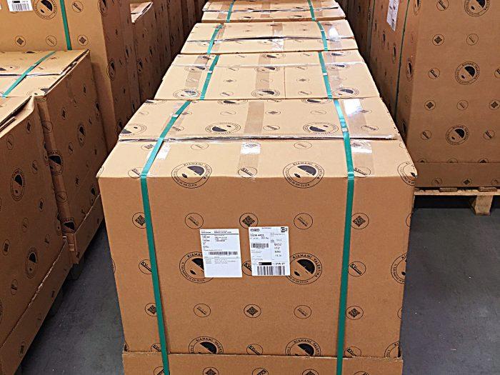 sistema di imballaggio ecologico KvStore
