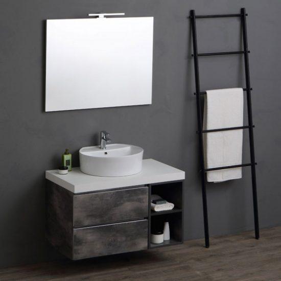 Arredare il bagno: realizzare una sala da bagno in stile industrial!