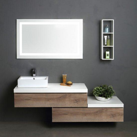 Rinnovare un vecchio bagno senza ricorrere alla demolizione!