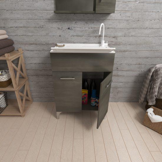 Come organizzare la lavanderia in bagno!