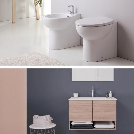 Una ventata di novità per il bagno: sanitari e arredo bagno scontatissimi!