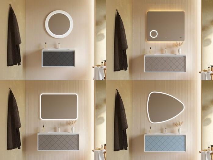 collezione di mobili bagno sospesi Miami