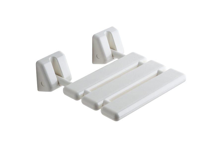 Sedile Per Doccia : Sedile per doccia ribaltabile sit in bianco ebay