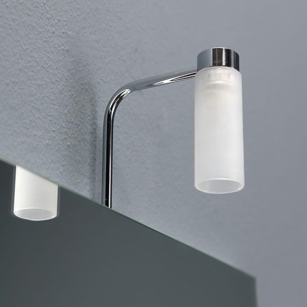 Mobile bagno piccolo economico da 58 cm c lavabo specchio e luce in bianco ebay - Lavabo bagno economico ...