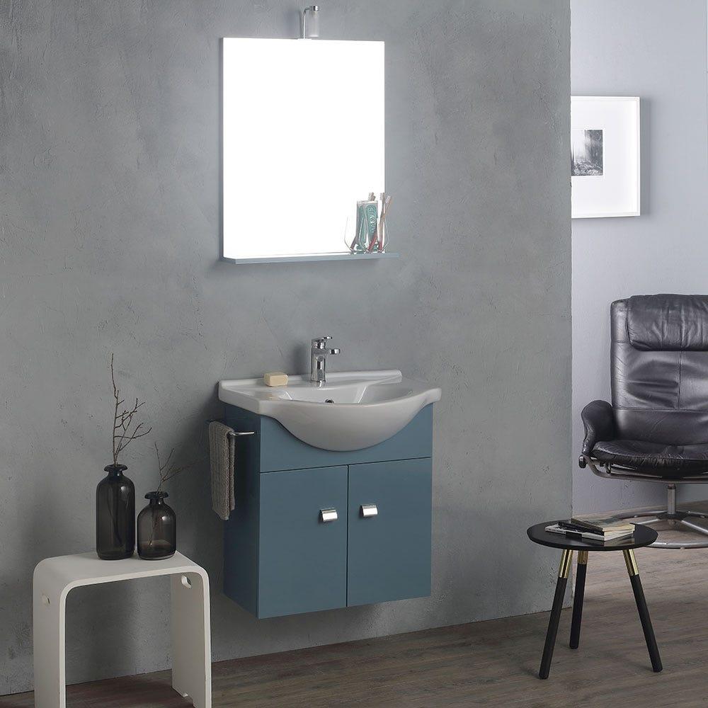 Lavandino bagno economico finest arredo bagno con lavabo in gres aries design online puntotre - Lavabo bagno economico ...