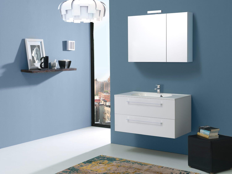 Emejing mobile bagno con specchio gallery for Arredo store