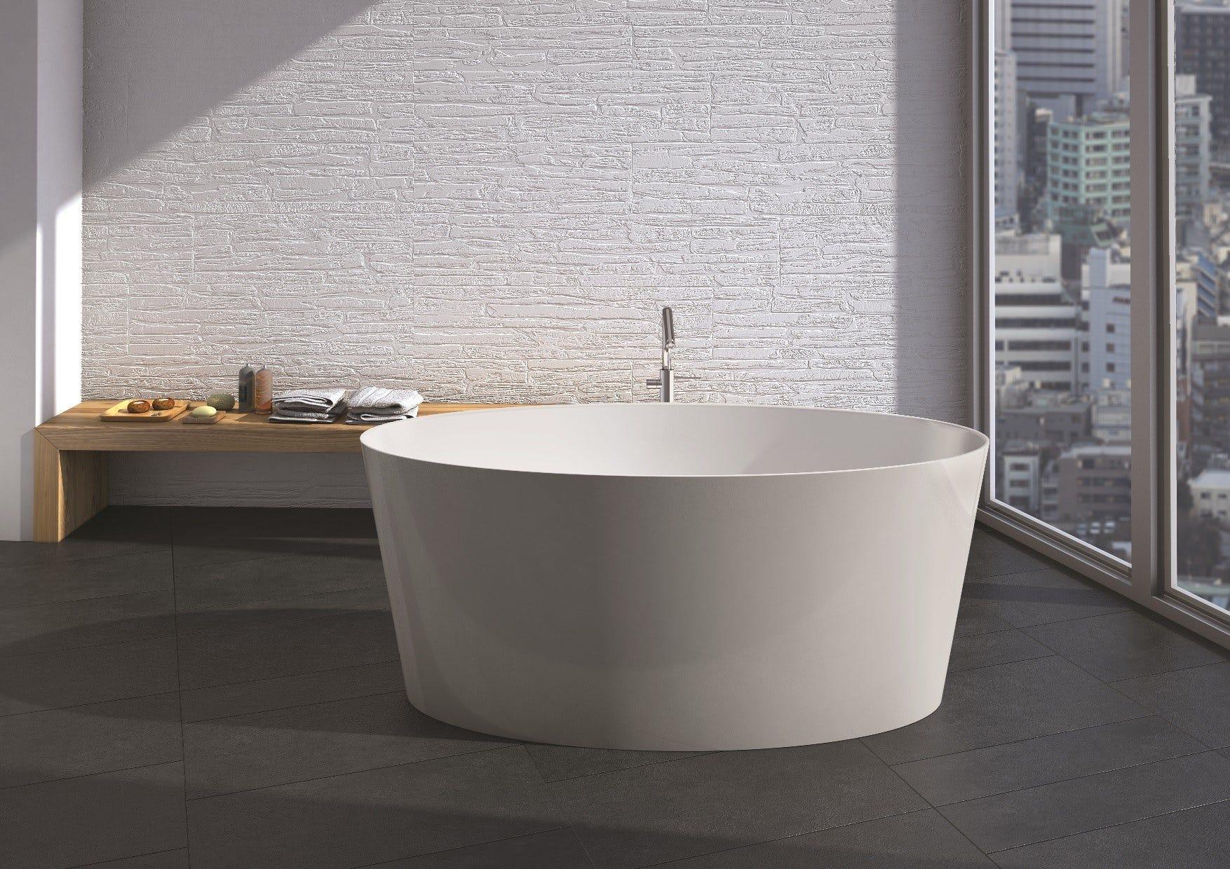 Vasca Da Bagno In Stile Inglese : Le novità di olympia per il cersaie nuova vasca da bagno