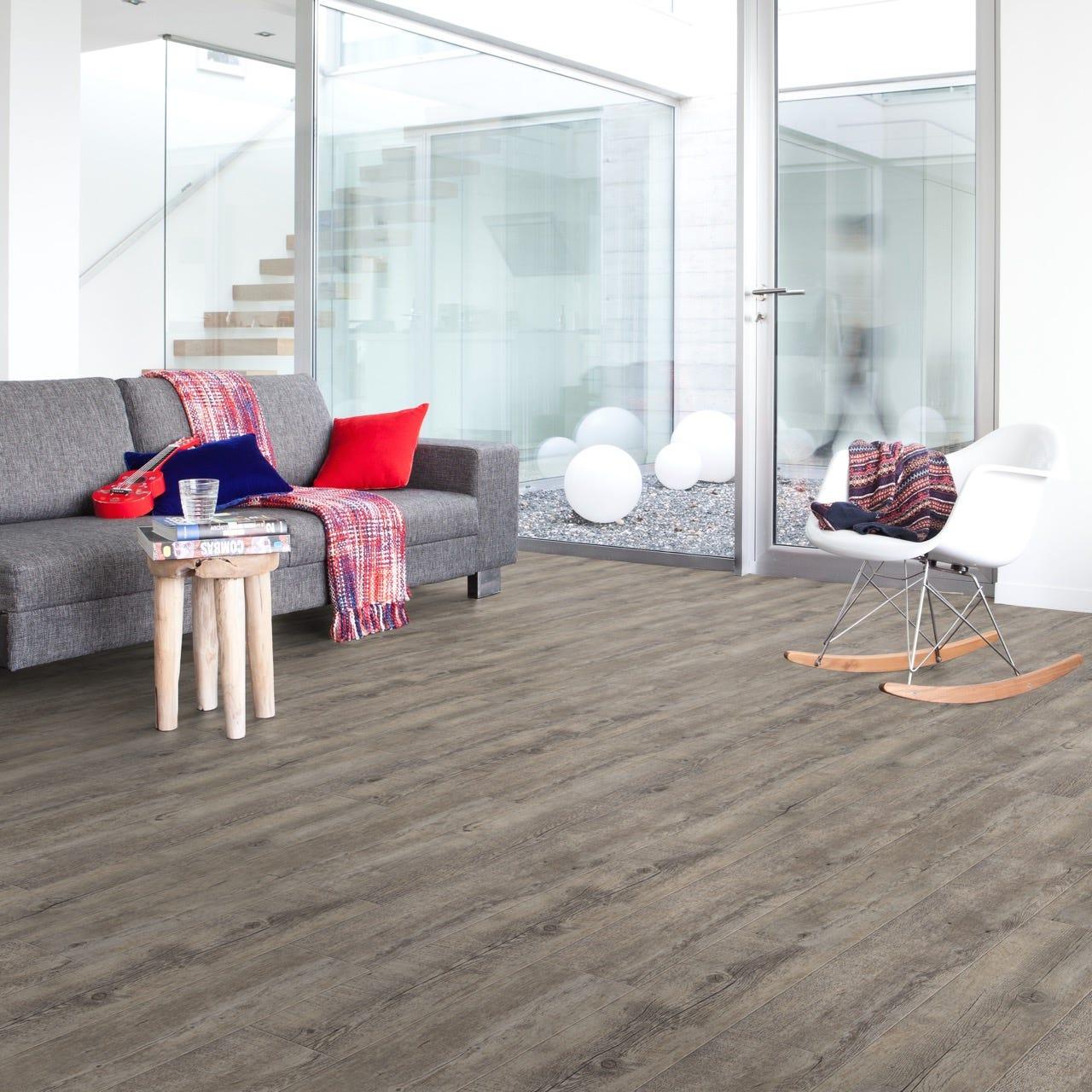 lame gerflor in pvc per pavimenti senso adjust 0511 pecan ebay. Black Bedroom Furniture Sets. Home Design Ideas