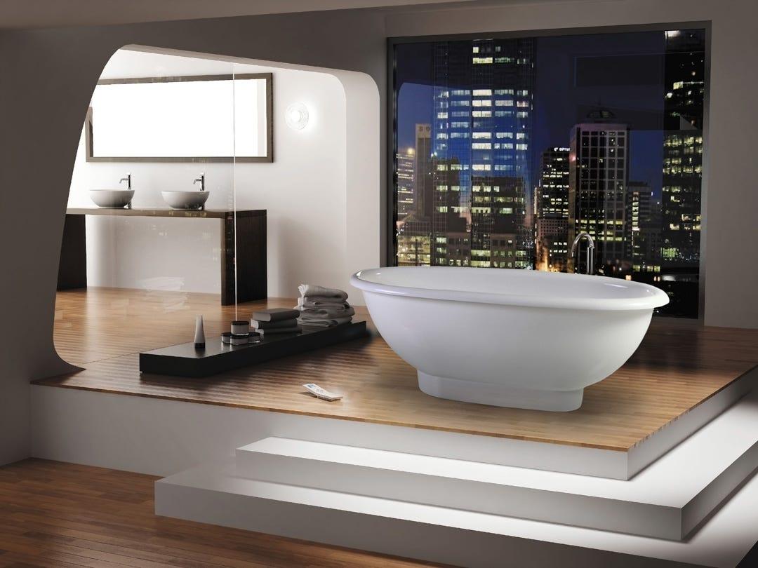 Vasca Da Bagno Marmo Prezzi : Vasca da bagno in marmo ricomposto modello roberta di ottima