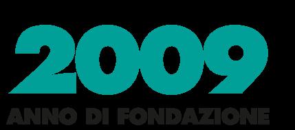 Anno di fondazione: 2009
