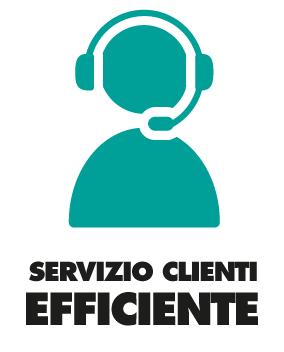 Servizio clienti efficiente