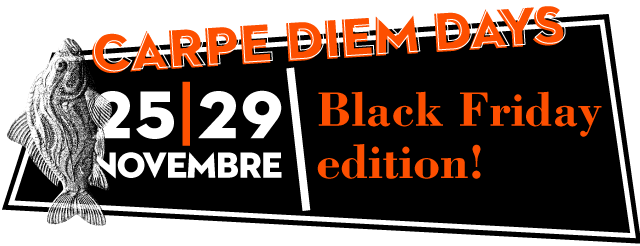 Banner Carpe Diem Black Friday